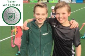 Foto Thijn en Marnix